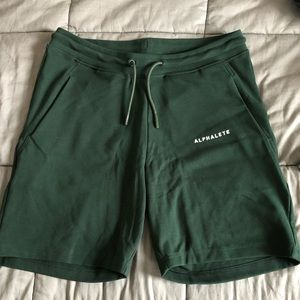 Alphalete men's shorts.